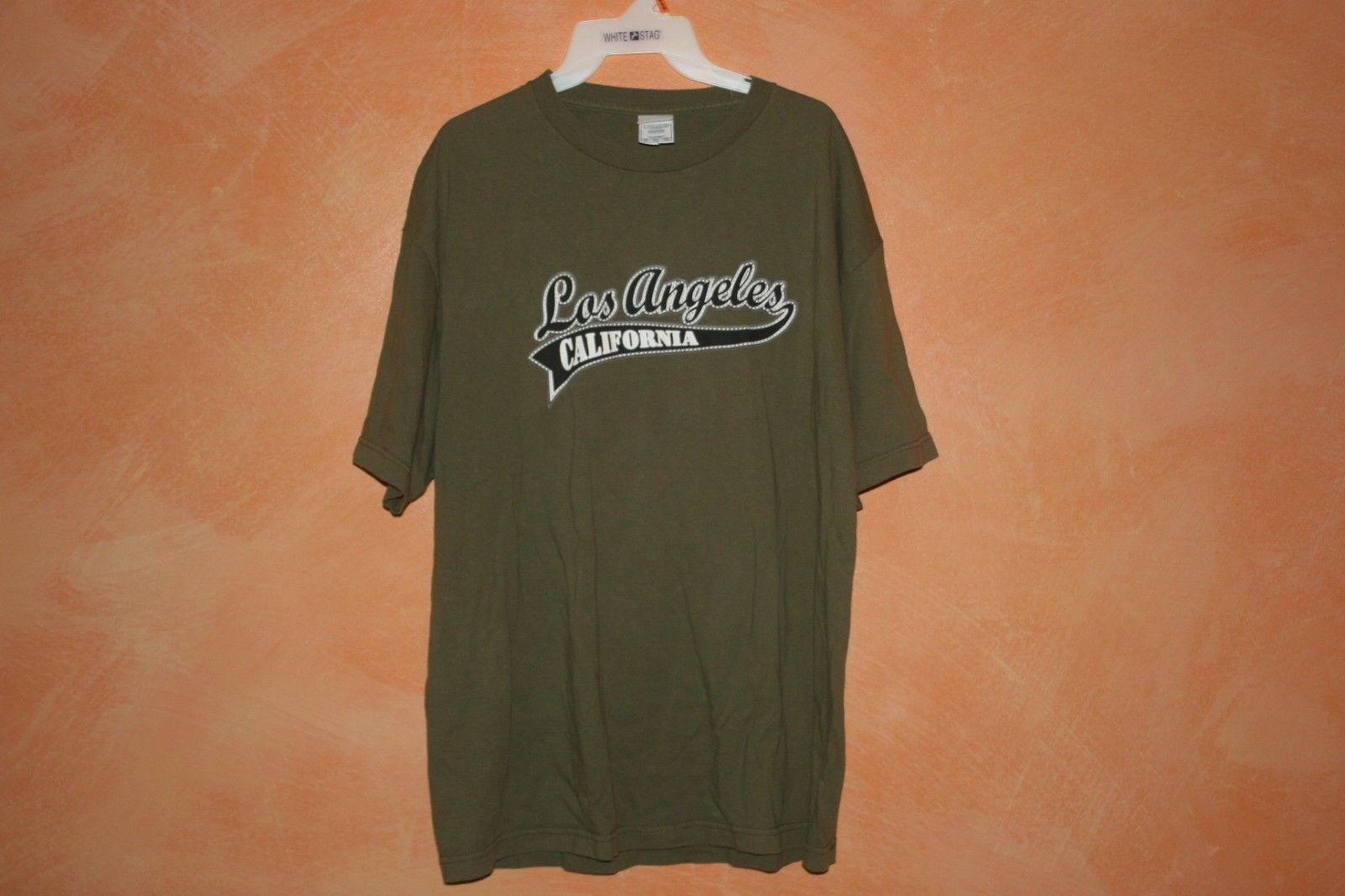 Primary image for LOS ANGELES CALIFORNIA TEE T SHIRT Size Men's Large