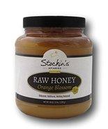 Stockin's Unheated and Unfiltered Raw Orange Blossom Honey, Bulk 5 Lb. C... - $89.79