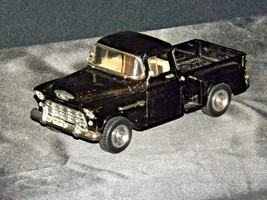 Die-cast 1955 Chevy StepSide Toy Truck AA19-1517 Vintage image 1
