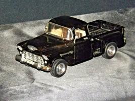 Die-cast 1955 Chevy StepSide Toy Truck AA19-1517 Vintage