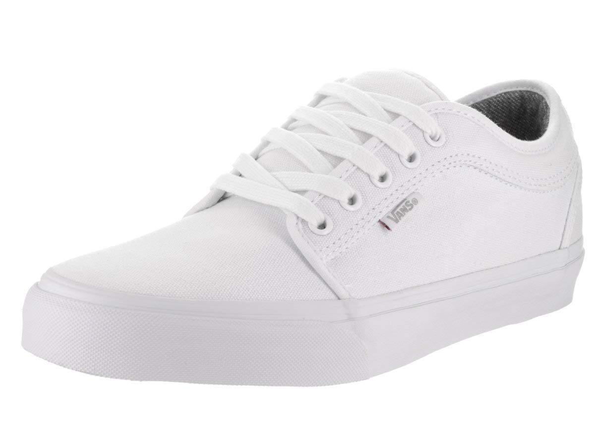 1ef66f12fe New Vans Chukka Low 10 0Z Canvas White Size and 50 similar items. 57