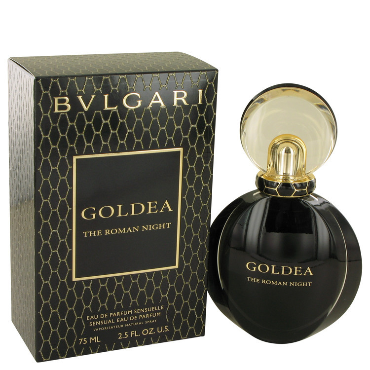 Bvlgari Goldea The Roman Night 2.5 Oz Eau De Parfum Spray