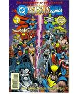 DC Versus Marvel #1 : Round One (DC - Marvel Comics) [Paperback] [Jan 01... - $75.45