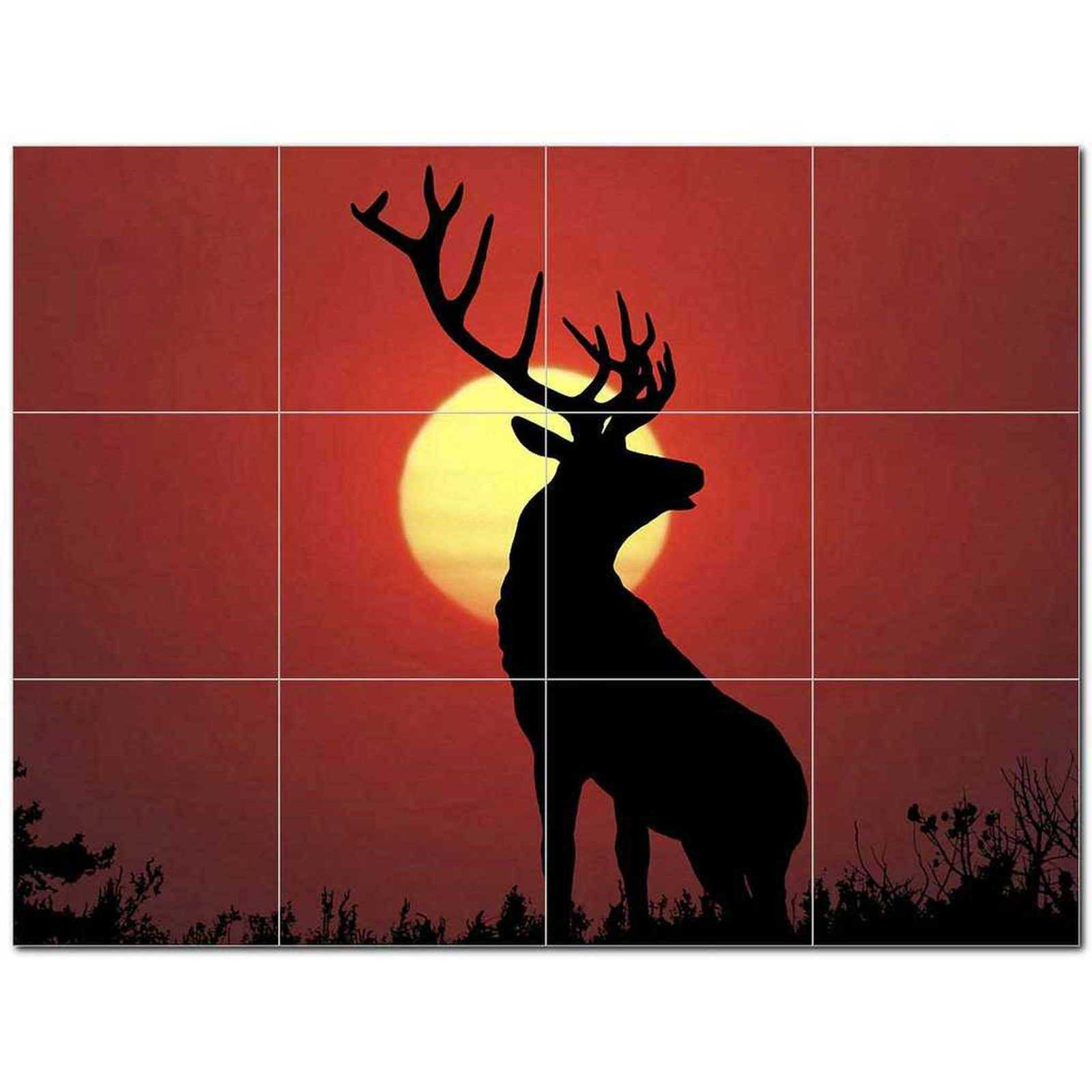 Primary image for Sunset Photo Ceramic Tile Mural Kitchen Backsplash Bathroom Shower BAZ405884