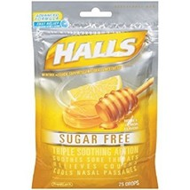 Halls Triple Soothing Action Oral Anesthetic Dr... - $6.88