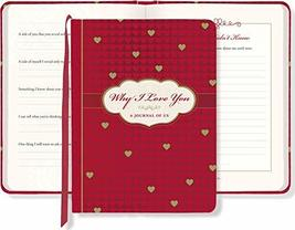 """Why I Love You"" A Journal of Us - $13.37"