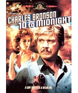 10 To Midnight DVD Charles Bronson - $2.99