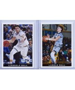 LAMELO & LIANGELO BALL 2018 LEAF NATIONAL CONVENTION HIGH SCHOOL ROOKIE ... - $5.87