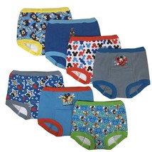 Disney Mickey Mouse Boys Potty Training Pants 7-pack Underwear Toddler - $19.79+