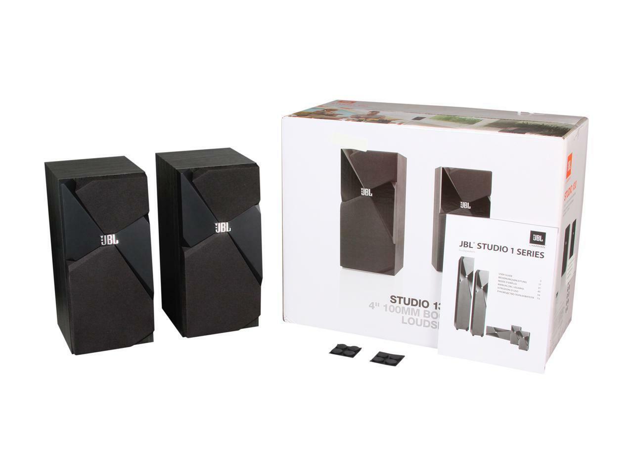(PAIR )JBL Studio 1 Series Studio 130 Home Audio Speaker image 7
