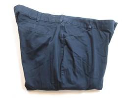 Lee Women's Casual Pants Size 24 W Curvy Fit Trouser Modern Series Navy ... - $19.99