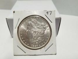 1887 Morgan Dollar Ungraded Nice! #BS9 - $42.75