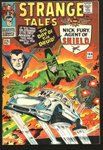Strange Tales #144 DR. STRANGE Steve Ditko Roy Thomas SHIELD Kirby/Purcell1966 - $39.60
