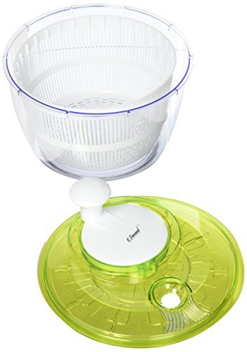 Jumbo Salad Set Large Spinner