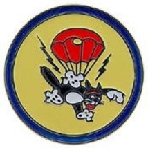 United States Army 503RD Air Borne Division Hat Lapel Pin Parachute Infantry Reg - $4.94