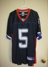 Reebok Men's NFL Trent Edwards #5 Buffalo Bills mesh jersey sz. small 10... - $16.99