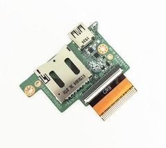 Toshiba DA0BUHTH6D0 USB and Card Reader Board  - $4.99
