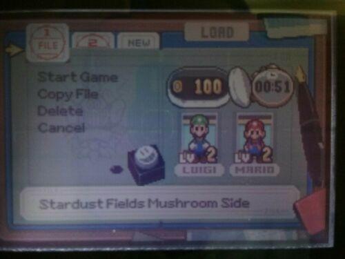 Mario & Luigi: Superstar Saga (Nintendo Game Boy Advance, 2003)