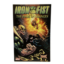 Iron Fist The Book of Changes Marvel Comics TPB Paperback Spider-Man - $24.42