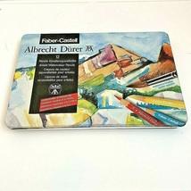 A.W. Faber Castell Albrecht Durer Watercolor Pencils Tin 12 colors rare  - $65.00