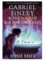 GABRIEL FINLEY & LORD OF AIR &  DARKNESS / George Hagen Hardcover Free ship - £9.05 GBP