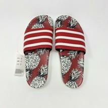 Adidas x The Farm Women's Size 9 Adilette Pineapple Slides D96683 NWT - $48.49