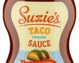 (12oz.) Suzie's Organic Taco Sauce