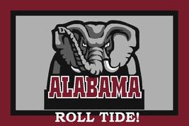 Alabama Crimson Roll Tide Cross Stitch Pattern***LOOK*** - $4.95