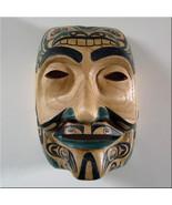 FAKE KWAKIUTL Indian MASK/NW Coast American/Tribal/Native - $39.99