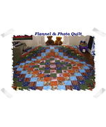 *Customized Handmade Queen Size Quilt* TAW Design* - $270.00