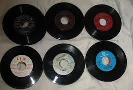 Vintage Lot of 83 45 RPM Records Assorted labels - $89.99