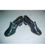 ROYAL MAID By BOOT-STER Navy SLIP-ON 6.5M-VINTAGE W/BOX - $9.99