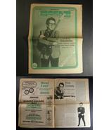N.E. OHIO SCENE Dec 1977 ELVIS COSTELLO cover/feature - $29.99