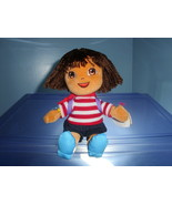 Dora Greetings from France TY Beanie Baby MWMT 2006 - $5.99