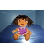 Dora Hello From Tanzania TY Beanie Baby MWMT 2006 - $5.99