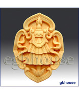 2D Silicone Soap Mold - The Buddhist Victory Flag - $26.00