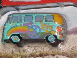 DISNEY PIXAR MOVIE CARS VW BUS FILLMORE NEW IN PACKAGE - $17.99