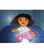 Dora Del Tenis TY Beanie Baby MWMT 2006 - $5.99