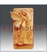 2D Silicone Soap Mold – Zodiac Scorpio fairy - $35.00