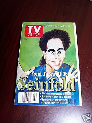 Tv guide  seinfeld