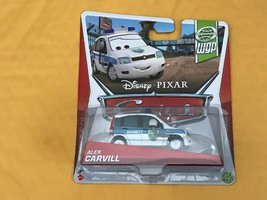 Disney Pixar Cars WGP Disney Pixar Cars Alex Carvill NEW - $6.92