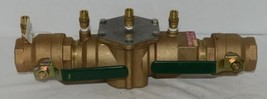 Watts Double Check Valve Assembly Resilient Seated Shutoffs 0062427 image 1