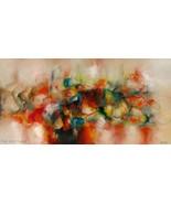 Spirit of Colors Painting by Leonidas Zavaleta - $900.00+