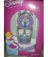 Disney Princess Cinderella Anniversary Clock NEW - $39.99