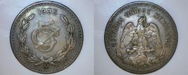 1935 Mexican 5 Centavo World Coin - Mexico - $11.99