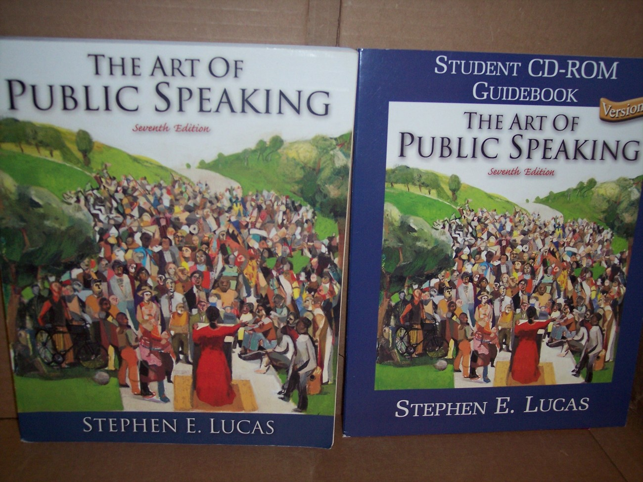 The Art of Public Speaking ISBN:  9780072315691