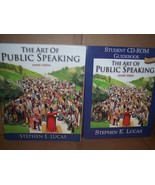 The Art of Public Speaking ISBN:  9780072315691 - $3.00