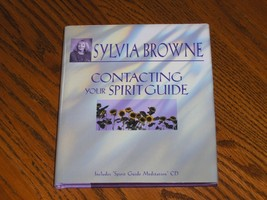 Contacting Your Spirit Guide By Sylvia Browne - $19.99