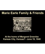 Viola Mitchler and sister - Kansas City (Wyando... - $25.00