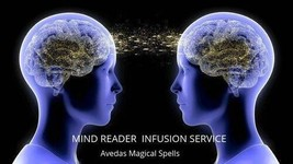 The Rare & Exciting MIND READER Direct Infusion Service  - $59.99